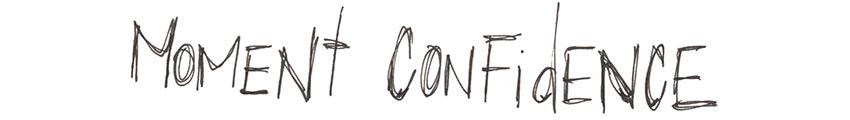 Michelle Cajolet-Couture - Moment confidence - Titre page