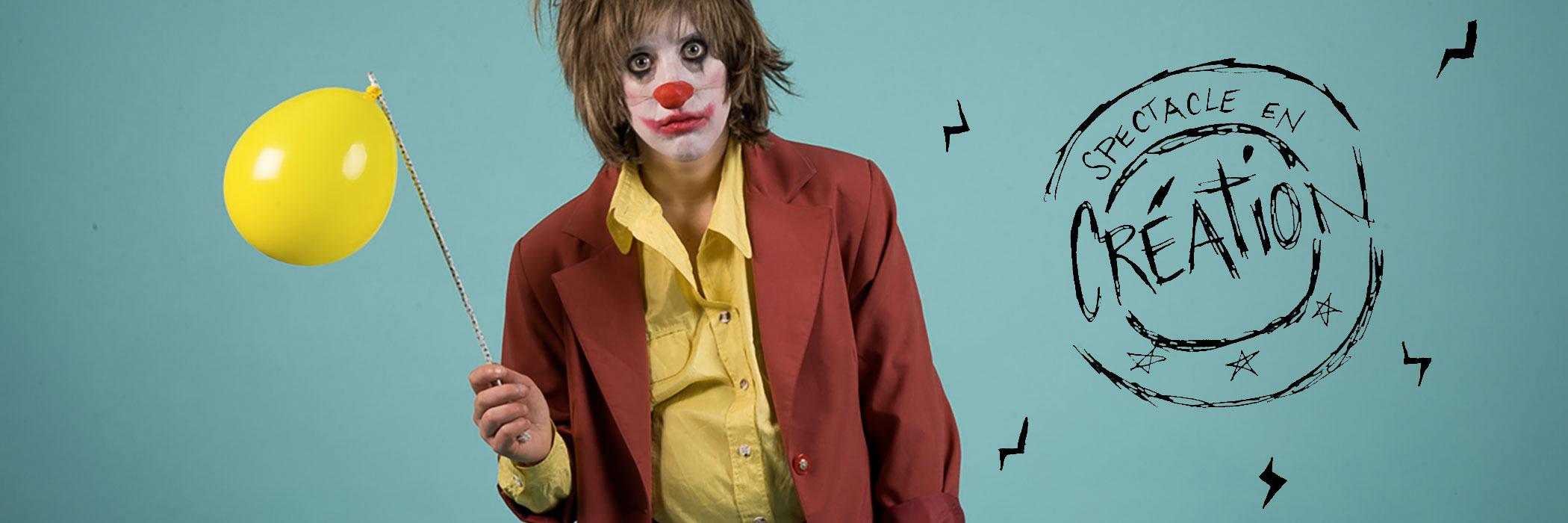 Michelle Cajolet-Couture - Les îles de Bad Clown