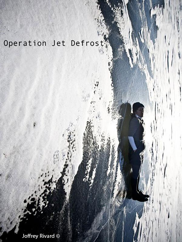 Projets artistiques, créations théâtrales: Opération Jet Defrost