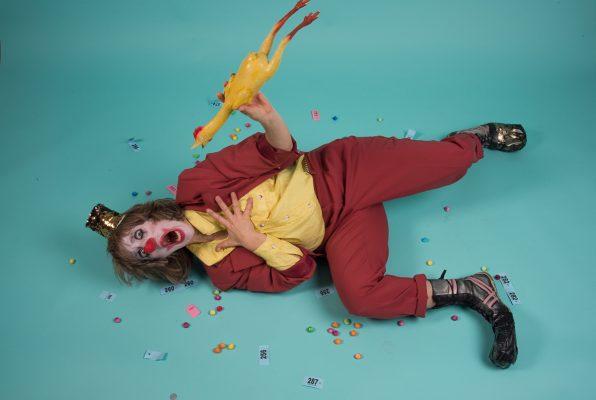 Michelle Cajolet-Couture - Les îles de Bad Clown 01