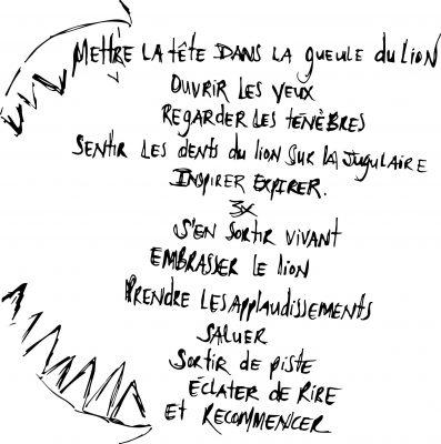 Michelle Cajolet-Couture - Les îles de Bad Clown 02
